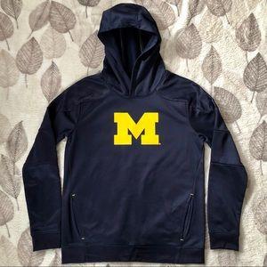 University of Michigan Fleece lined Hoodie Youth